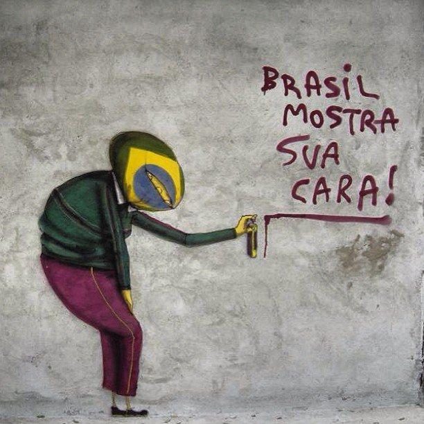 grafites para compartilhar no instagram